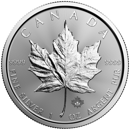 1 oz Maple Leaf | Silver | 2017