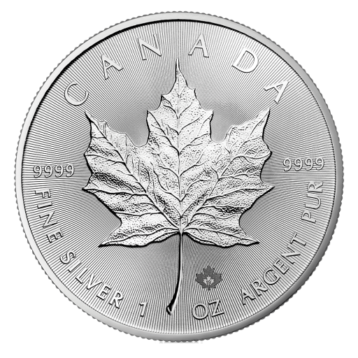 1 oz Maple Leaf Argento | 2019