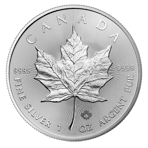 1 Oz Silver Maple Leaf Coin 2019 Silver To Go