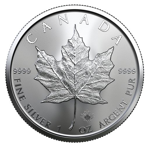 1 oz Silver Maple Leaf Coin (2020)