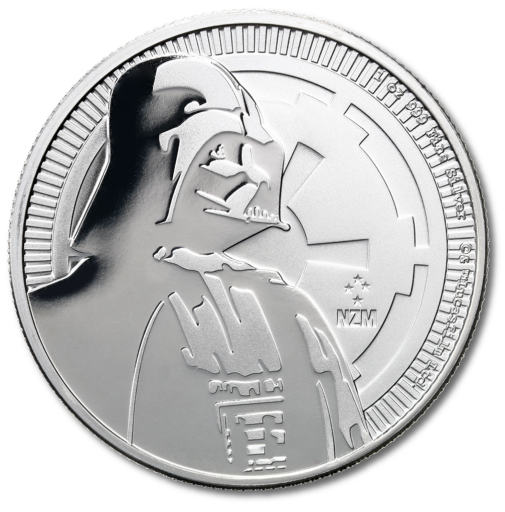 1 oz STAR WARS Darth Vader | Argento | 2017